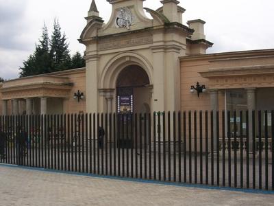 Portada  Cementerio