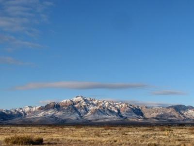 Portal Peak In The Chiricahua Mountains