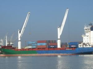 Puerto de Chittagong