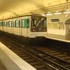 Porte Des Lilas Station