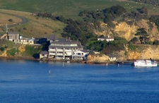 Portobello Marine Laboratory From Port Chalmers