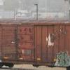 Port Of Galveston Boxcar