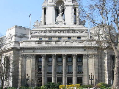 Former Port Of London Authority Building