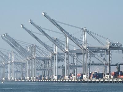 Port Of  Oakland  A