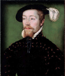 James V Of Scotland, Who Successfully Besieged Tantallon In 1528.