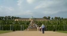 Potsdam Schloss Sanssouci B