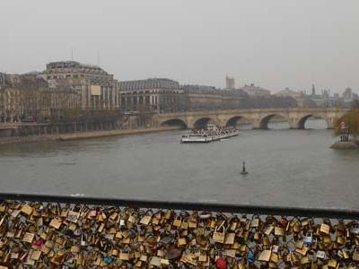 Pont Des Arts Locks
