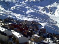 Sierra Nevada Ski Station