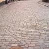 Prastgatan Paving Pattern