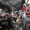 Pratunam Market Day