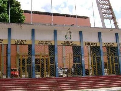 Estadio Presidente Vargas