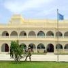 The Presidential Palace In Garowe