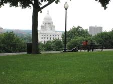 Providence Prospect Park Bench Sitters