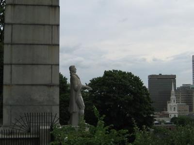 Prospect Park Monument