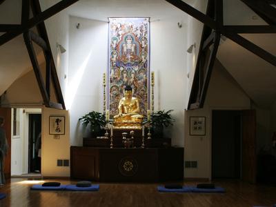The Dharma Hall At PZC