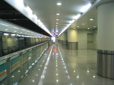 Pudong International Airport Station