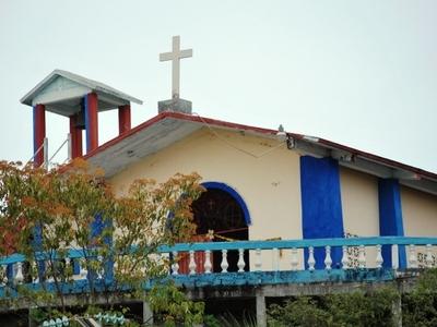 Puerto Angel Church