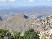 Pusch Ridge Wilderness Area