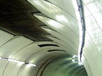Segundo túnel de la calle