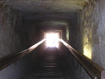 Pyramid G1 C Tunnel