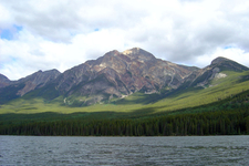 Pyramid Lake Mountain