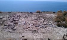Pyrgos Myrtos Overlooking The Libyan Sea
