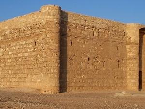 Deserto castelo