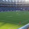 Interior View Of Qualcomm Stadium