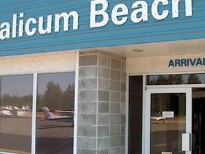 Qualicum Beach Airport