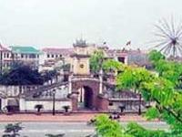 Quang Binh Portão