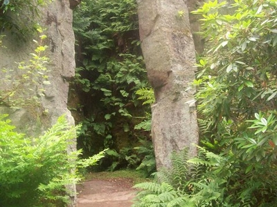 Quarry Garden Belsay Hall