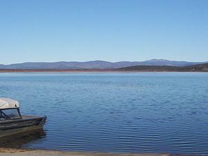 Cuarzo Lake