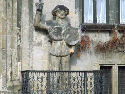 Quedlinburg  Roland