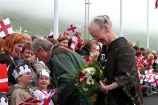 Queen Margrethe II - Faroe Islands