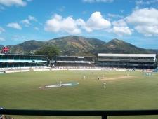 Queens Park Oval Trinidad