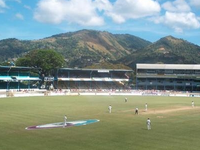 Queens  Park  Oval  Trinidad