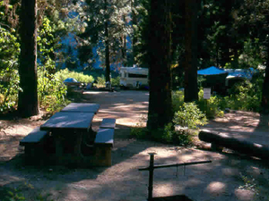 Queen's River Campground