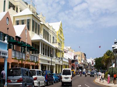 Queen Street In Hamilton