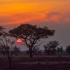 Quiet Sunset @ Serengeti - Tanzania