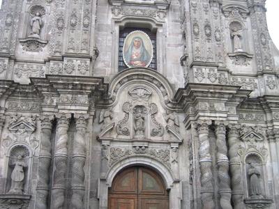 La Iglesia De La Compania De Jesus