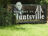 Quotwelcome To Huntsville Home Of Sam Houstonquot