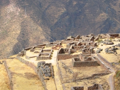 Q\'allaqasa The Citadel