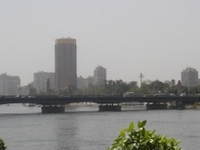 Qasr Al Nil Bridge