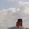 The RMS Queen Elizabeth 2 In Bilbao