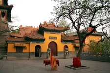 East Gate Of Xingguochan Temple