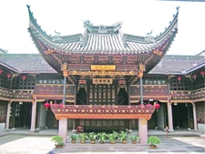 Qin Family Drama Stage