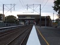 Doomben la estación de tren
