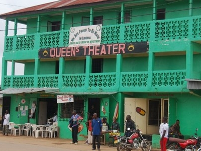 Queen Theatre In Ganta