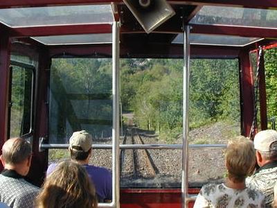 Tram Iterior