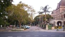 QUT Gardens Point Entrance